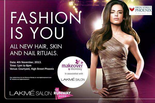 Makeover Monday In Association With Lakme Salon On 4