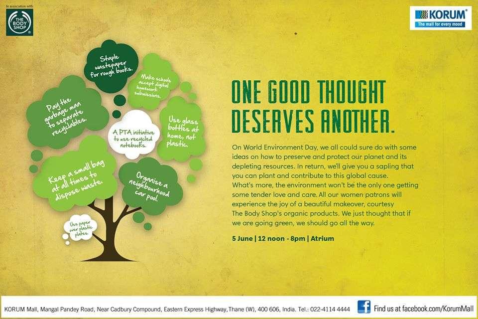 KORUM to celebrate world environment day on 5 June 2013 ...