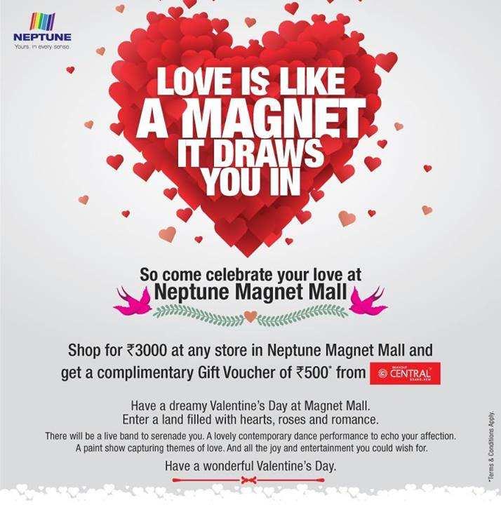 Fesselnd Events In Mumbai, Valentineu0027s Day Celebrations, 14 February 2014, Neptune  Magnet Mall,