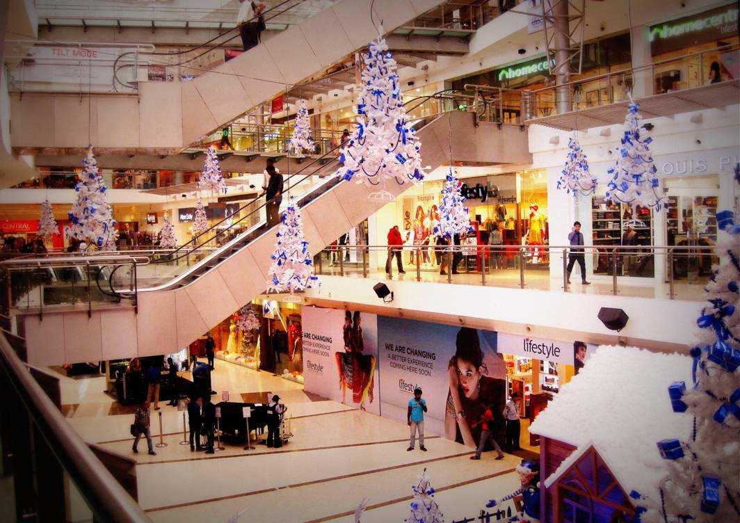 Buy Silver Christmas Tree