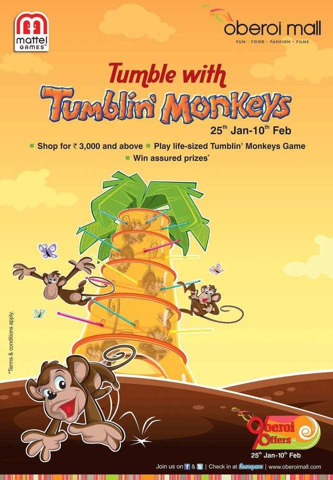Tumblin Monkeys India Tumble With Tumblin 39 Monkeys