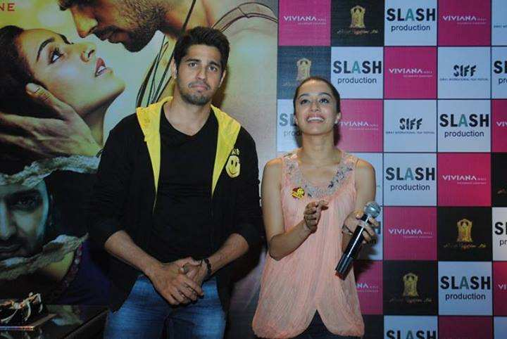 Star Cast Of Ek Villain Join The Viviana Mall One Year Anniversary