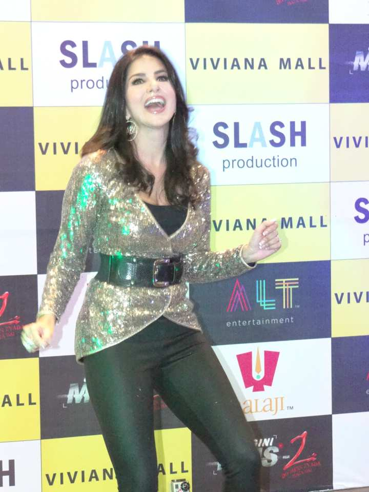 Meet Amp Greet Baby Doll Sunny Leone On 17 March 2014 At