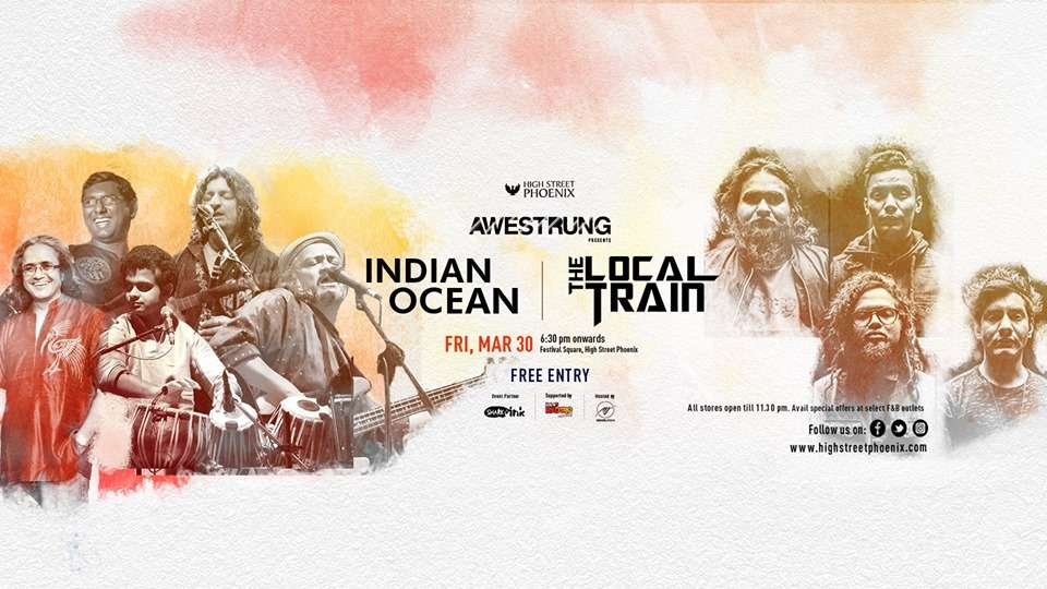 India's favourite music band 'Indian Ocean' will be