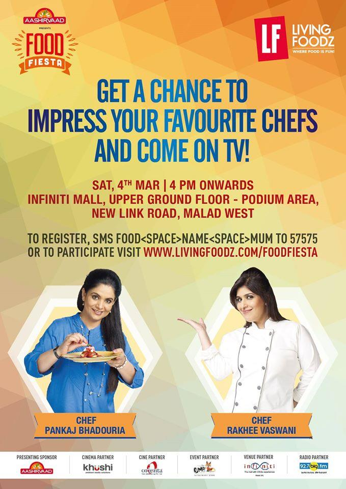 6a721919 Flat 50% off on over 100 Brands at Infiniti Malad 30 Jun 2017. Be a part of  the Fun Food Fiesta at Infiniti Mall Malad