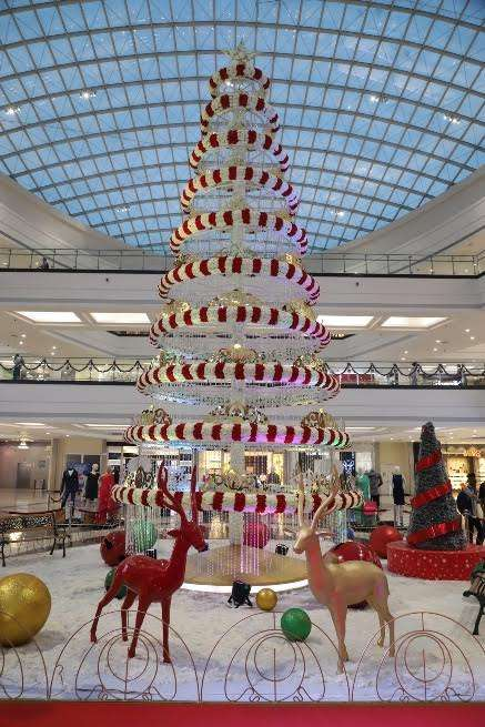 join seawoods grand central mall to celebrate christmas