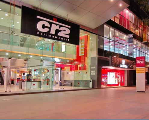 Cr2 Mall Nariman Point Shopping Malls In Mumbai