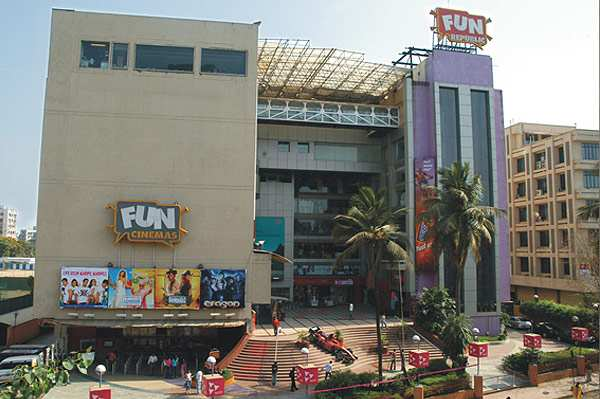 Image result for fun cinemas andheri