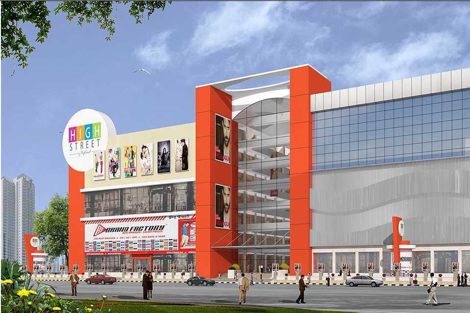 High Street Mall Thane Shopping Malls In Mumbai