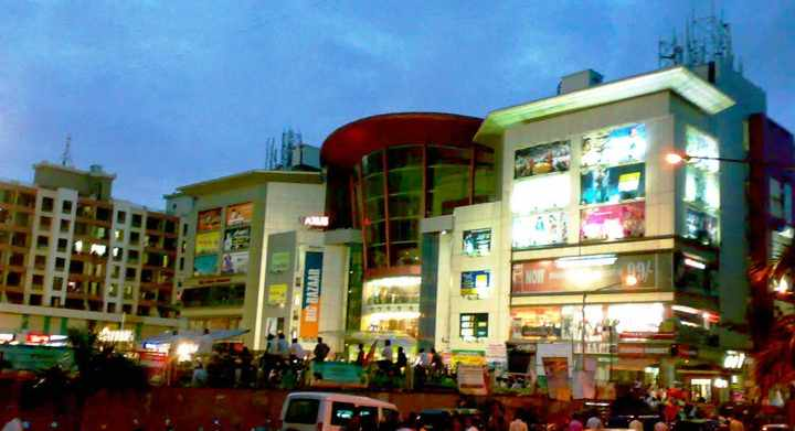 Maxus Mall Bhayandar West Shopping Malls In Mumbai Mallsmarket Com