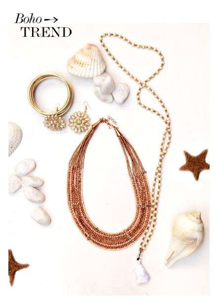 Ayeshaaccessories: BOHO LOVE Collection By Ayesha Accessories