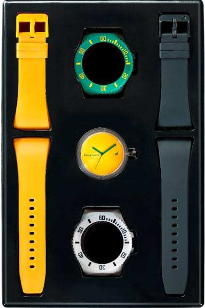 Fastrack introduces the interchangeables d i y kit news mumbai fastrack introduces the interchangeables d i y kit solutioingenieria Image collections
