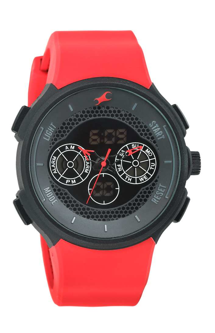 product launch a new range of digital watches from