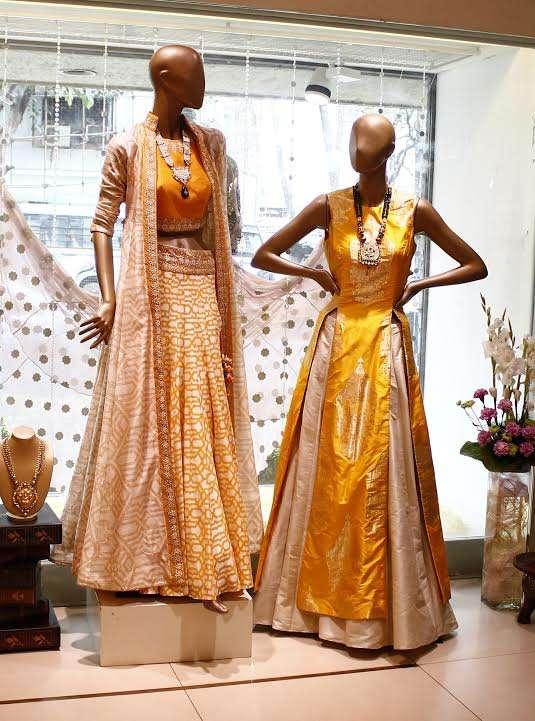 Aza presents an eclectic new festive collection | News | Mumbai