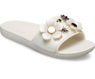 Crocs Metallic Blooms Collection