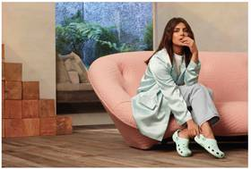 Priyanka Chopra Jonas - Global Brand Ambassador for Crocs - Come As You Are Campaign