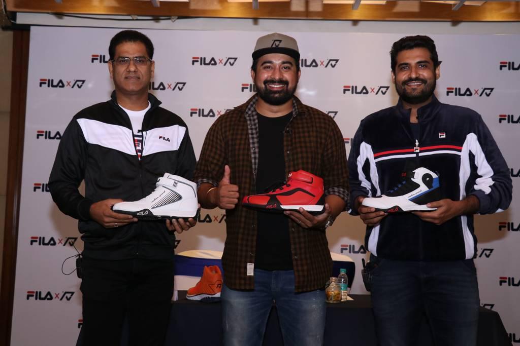 Vibgyor executes FILA X RV Launch   News   Mumbai