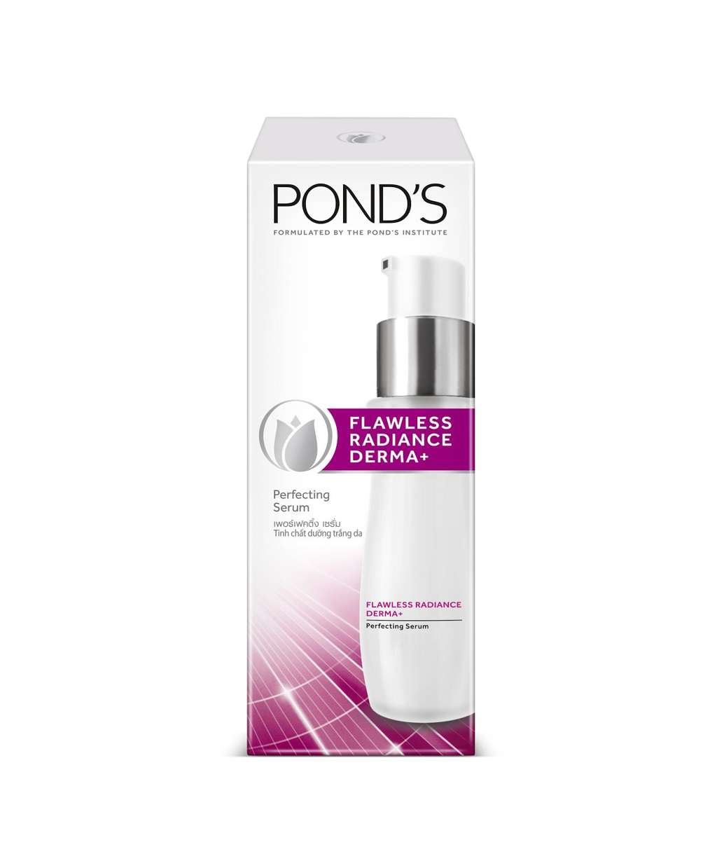New Pond's Flawless Radiance Derma+ Perfecting Serum