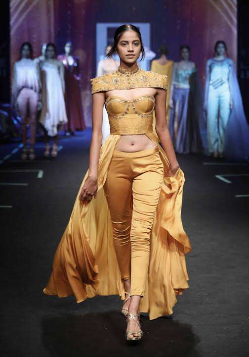 Lakme Fashion Week  Sashi Vangapalli