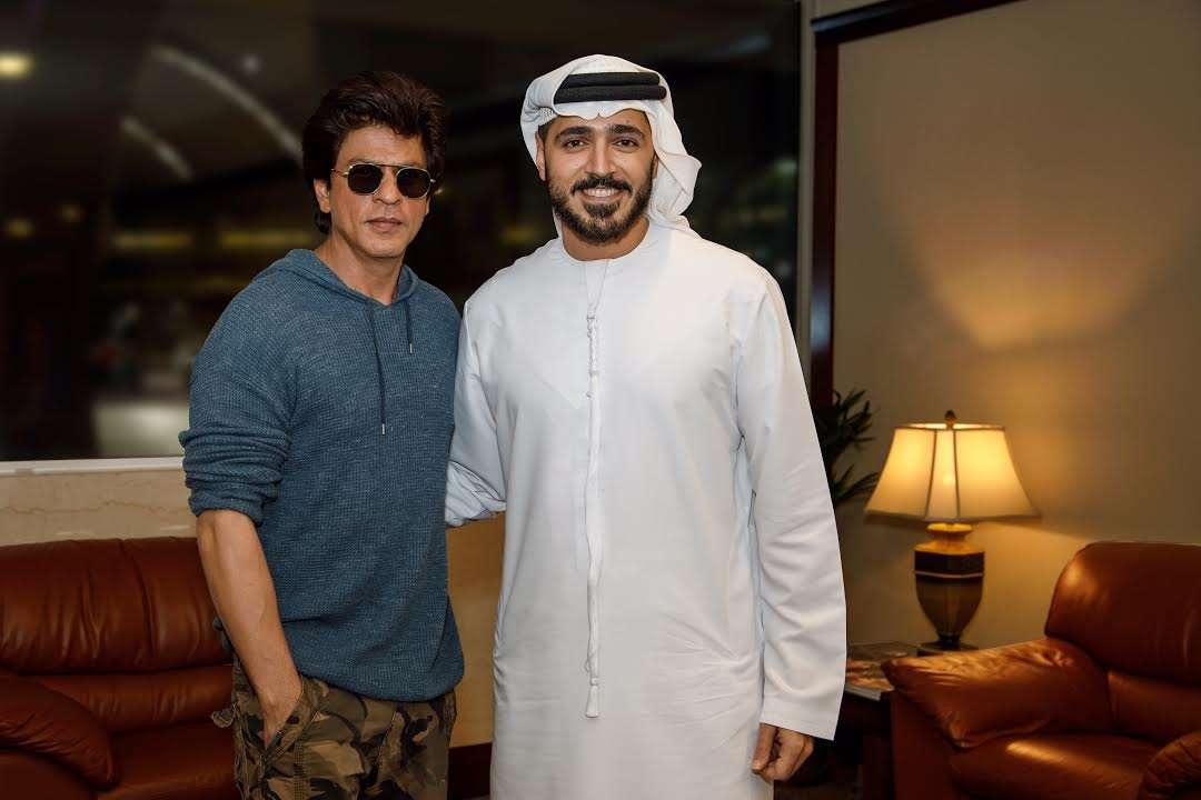 SRK is back in Dubai for the sequel of #BeMyGuest   News ...
