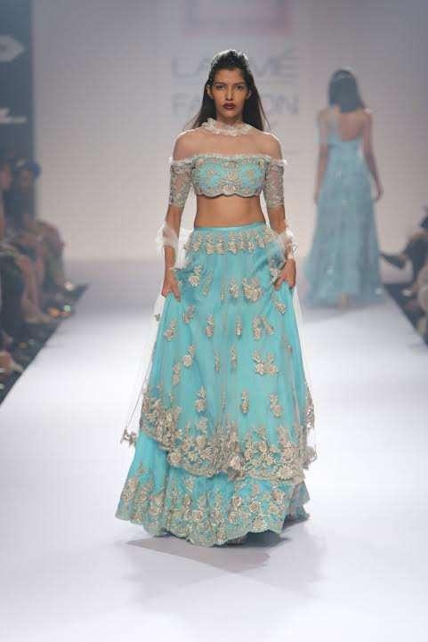 Destination Bridal Collection By Designer Shehla Khan