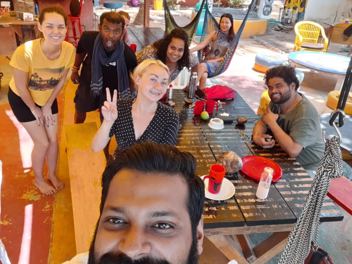 The Crazy Hostel - Free Accommodation for tourists stuck in Goa during the Corona