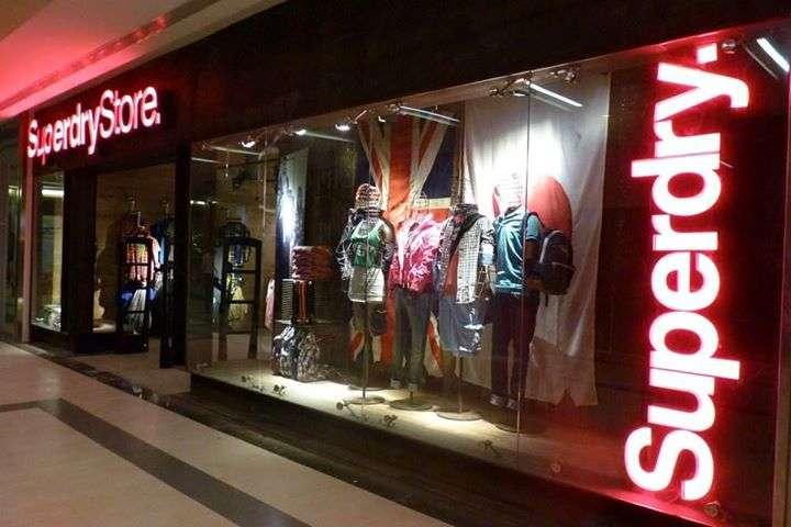 Americana At Brand >> Superdry | Stores, Outlets, Restaurants in Phoenix Market City Mumbai Kurla | Mumbai ...