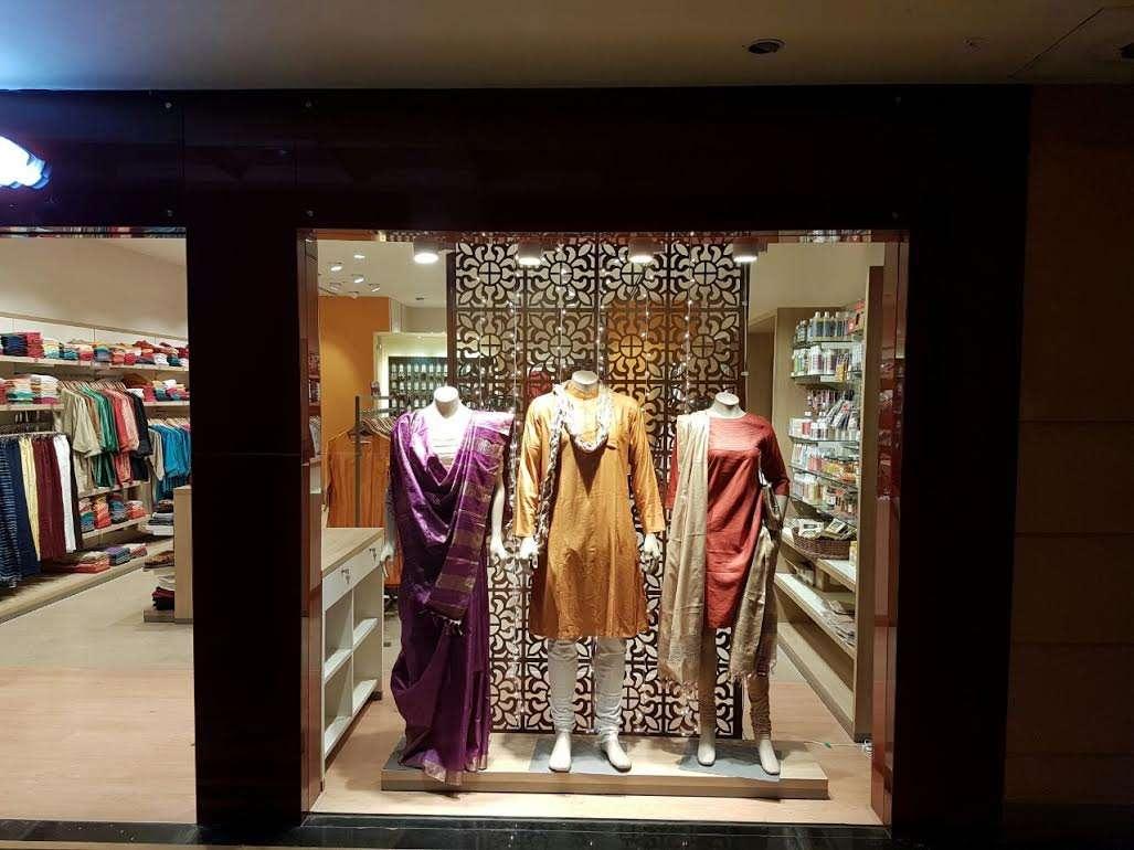 Fabindia Stores Outlets Restaurants In Growel S 101