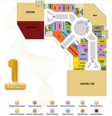 Inorbit Mall Vashi Shopping Malls In Mumbai Mallsmarket Com