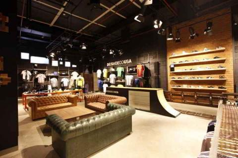 Dc Shoes Store In Mumbai