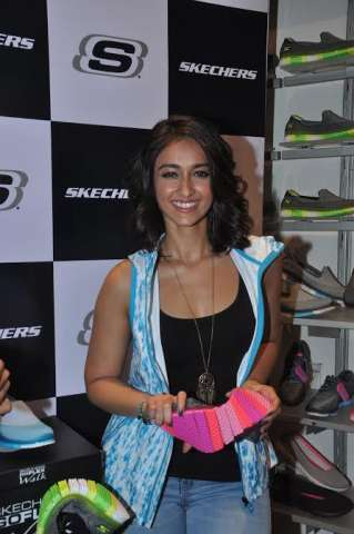 Ileana D Cruz At The Launch Of Skechers Go Flex Walk In