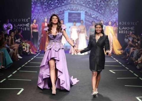 Lakme Fashion Week Sashi Vangapalli