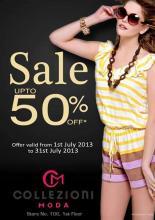Sale - Up to 50% off at Collezioni Moda