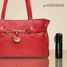 Hidesign celebrates Women's Day - Get a Pepper Spray with every Hidesign bag