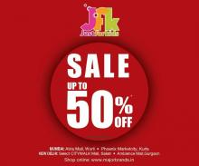 JFK Just For Kids End of Season Sale - Up To 50% Off