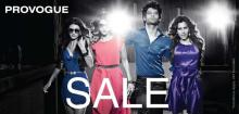 Provogue Sale is back - Discounts upto 50% on Apparel & Accessories