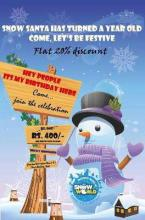 Snow World Celebration, Flat 20% off