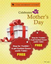 Deals in Mumbai - Celebrate Mother's Day offer from The Bombay Store from 6th to 13th May 2012