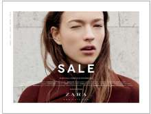 ZARA Sale in Mumbai starts on 26 December 2015