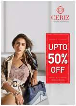 """Ceriz Announces Its End of Season Sale"""