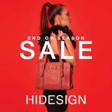 The HIDESIGN End Of Season Sale is here!