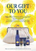 Free Immortelle Skincare routine set on net purchase of Rs.6000 including one Immortelle Precious or Brightening Product at L'Occitane High Street Phoenix, Lower Parel