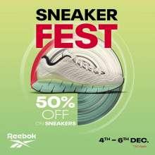 Reebok Sneaker Fest