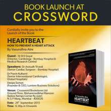 Book Launch - Heartbeat : How To Prevent A Heart Attack by Dr.Vasundhra Atre