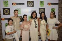 """Phoenix Marketcity Kurla, the """"Mecca of Style"""" announced the launch of Shine Young 2015, a summer initiative by the mall to provide a talent platform for all kids aged 5 to 14 years. This spectacular event was launched by stunning mummy, Amrita Arora. Celebrity panelists Aditi Gowitrikar, Amy Billimoria & Vahbiz Mehta along with Alesia Raut were also present at the occasion."""