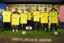 ADIDAS LAUNCHES NEW HOME JERSEY DEDICATED TO THE UNREAL FANS OF REAL KASHMIR