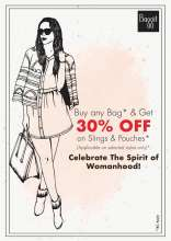 Baggit - India's favourite Bag Brand | Women's Day Offer