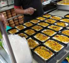 Food Delivery Chain Biryani By Kilo donates 40,000+ meals   During the Corona Virus pandemic