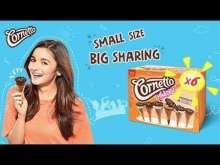 Kwality Walls Cornetto - Alia Bhatt's Summer Essentials