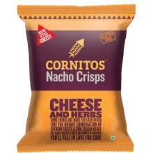 Cornitos Cheeselicious Nachos flavor for this New Year